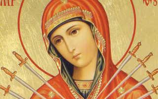4 молитвы на Рождество Пресвятой Богородицы