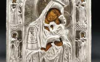 Почаевская икона: описание и значение иконы, история