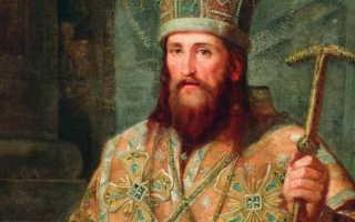 Димитрий Ростовский: житие святого, день памяти, молитва