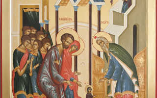 Введение во храм Пресвятой Богородицы: что можно и нельзя делать в праздник, день отмечания