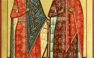 Акафист святым благоверным князям страстотерпцам Борису и Глебу: текст, для чего читают