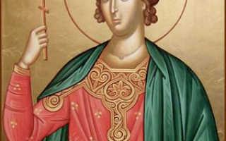 Акафист святому мученику Вонифатию: текст, для чего читают