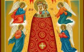 Акафист пред иконой Богородице «Прибавление ума»: текст, для чего читают
