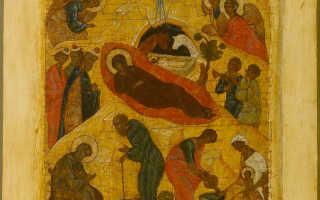 Акафист Рождеству Христову: текст, для чего читают