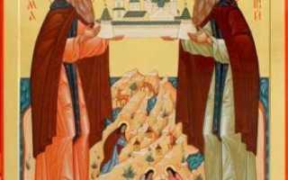 3 сильных молитвы преподобным Зосиме и Савватию, Соловецким чудотворцам