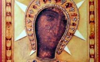 Как молится иконе филермской
