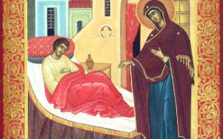 Акафист и молитвы иконе Божией Матери «Целительница»: текст, для чего читают