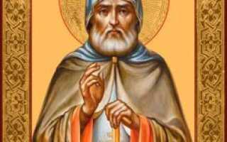 4 сильных молитвы преподобному Александру, Свирскому чудотворцу