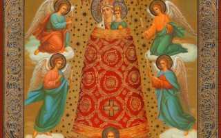 «Прибавление ума»: описание и значение иконы, история