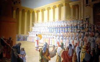 Псалом 135: текст молитвы, для чего читают