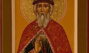 Владимир Креститель: житие святого, день памяти, молитва
