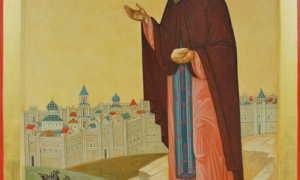 3 сильных молитвы преподобному Давиду Гареджийскому