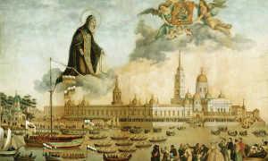 Нил Столобенский: житие святого, день памяти, молитва