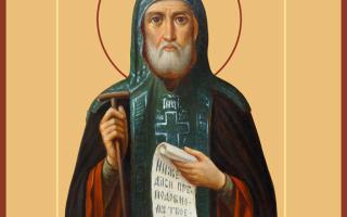 Акафист святому преподобному Иову Почаевскому, чудотворцу: текст, для чего читают