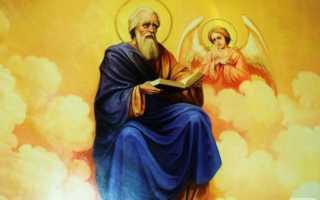 Матфий: житие святого, день памяти, молитва