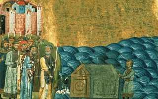 2 молитвы священномученику Клименту, папе Римскому