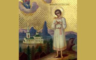 Акафист святому праведному Артемию Веркольскому: текст, для чего читают