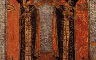 Борис и Глеб: житие святых, день памяти, молитва