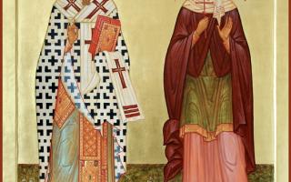 Киприан и Иустина: житие святых, день памяти, молитва