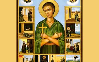 Иоанн Русский: житие святого, день памяти, молитва