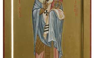 Акафист святителю Василию Великому: текст, для чего читают