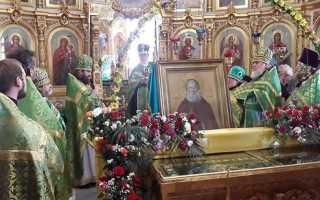 Феодосий Кавказский: житие святого, день памяти, молитва