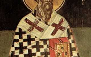Акафист священномученику Харлампию Магнезийскому: текст, для чего читают