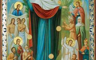 «Всех скорбящих Радость»: описание и значение иконы, история