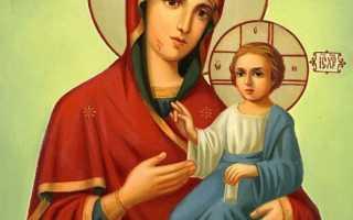 Акафист и молитва Иверской иконе Божией Матери: текст, для чего читают