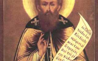 Савва Сторожевский: житие святого, день памяти, молитва