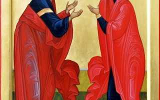 Анна и Иоаким: житие святых, день памяти, молитва