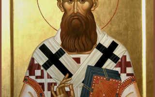 Акафист святителю Григорию Паламе, архиепископу Солунскому: текст, для чего читают