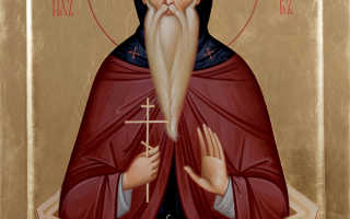 Акафист и молитва святому преподобному Даниилу Столпнику: текст, для чего читают
