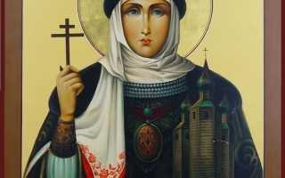 Ольга: житие святого, день памяти, молитва