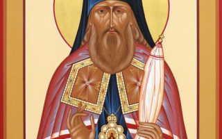 Тихон Задонский: житие святого, день памяти, молитва