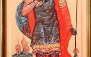 Житие святого мученика Александра Римского