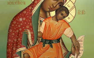 Молитва и акафист иконе Пресвятой Богородице «Милостивая»: текст, для чего читают