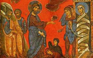 Акафист на воскрешение праведного Лазаря Четверодневного: текст, для чего читают
