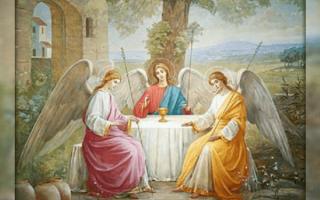 Акафист Пресвятой и Животворящей Троице: текст, для чего читают