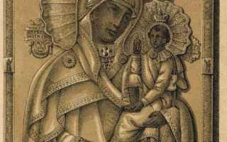 Икона шуйско смоленской о чем молятся