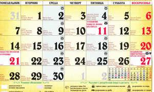 Православный календарь на сентябрь 2020: с праздничными днями и постами