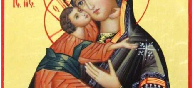 8 сильных молитв иконе Божией Матери «Владимирская»