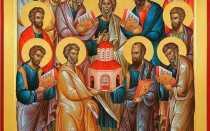4 сильных молитвы 12 апостолам