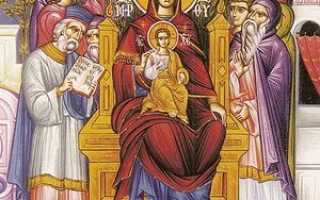 Великий Акафист — Похвала Пресвятой Богородице (Суббота акафиста): текст, для чего читают