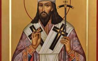 Акафист святителю Димитрию Ростовскому, чудотворцу: текст, для чего читают