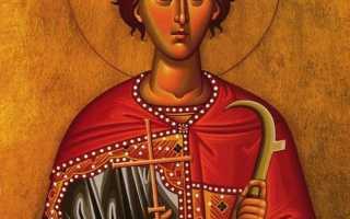 Трифон Апамейский: житие святого, день памяти, молитва