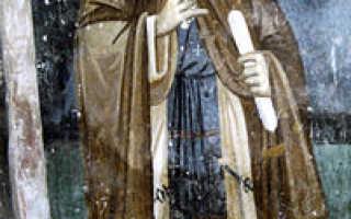Пимен Великий: житие святого, день памяти, молитва