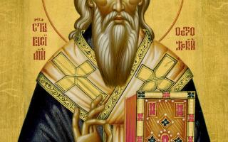Акафист святителю Василию Острожскому, чудотворцу: текст, для чего читают