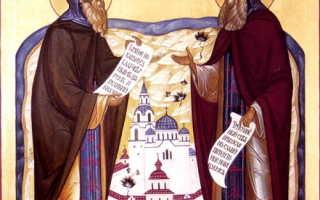 Акафист преподобным Сергию и Герману, Валаамским чудотворцам: текст, для чего читают