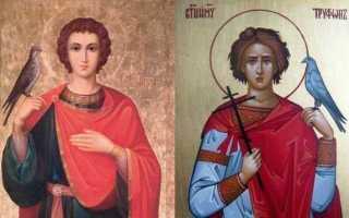 2 сильных молитвы святому Трифону